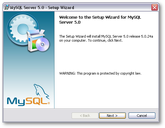 How to install mysql server 5.0 on windows xp — photo 2